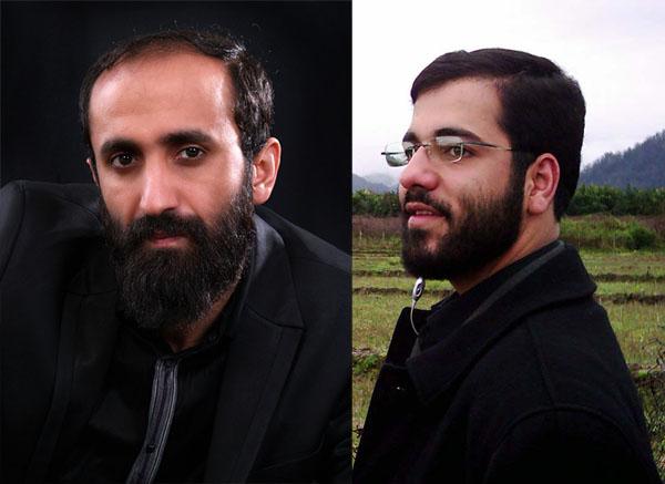 مراسم هفتگی 22 مهر-حاج حسین سیب سرخی-حاج عباس طهماسب پور